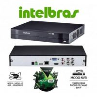 Dvr Stand Alone Intelbras 4 Canais